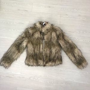 FashionNova Fur Coat